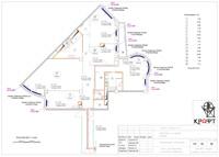 Проект отопления квартиры лучевая разводка